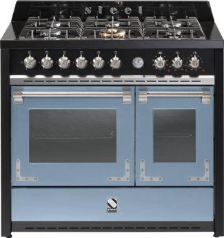 Κουζίνα Αερίου/Ηλεκτρική Steel Cucine OXFORD 100 - Range Cookers